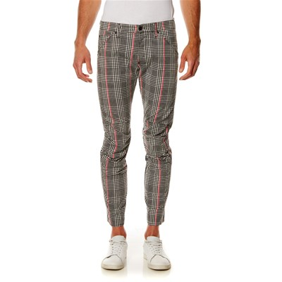 3D Tapered - Pantalon cargo - gris