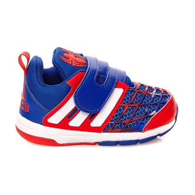 Adidas Performance marvel spider-Man - baskets - bleu