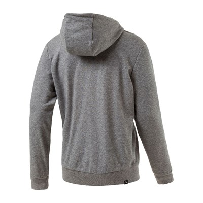 Sweat à capuche - gris