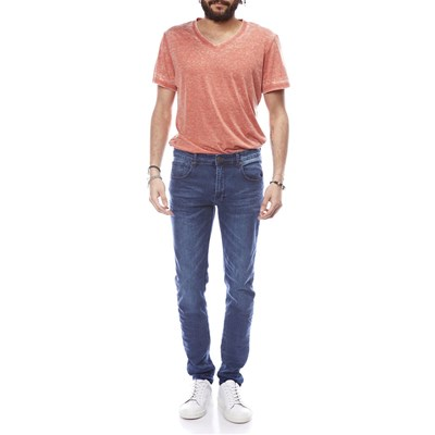 Best Mountain Jean skinny - bleu