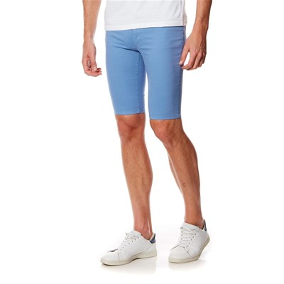 Buffalo-D - Short - bleu ciel
