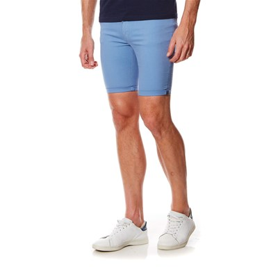 Buffkin-D - Short - bleu ciel