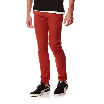 Parsley-D - Pantalon chino - rouge