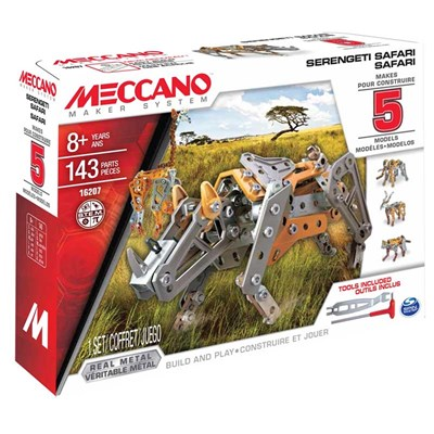 Meccano Meccano - safari - multicolore