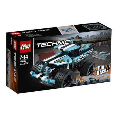 Technic - Pick up du cascadeur - multicolore