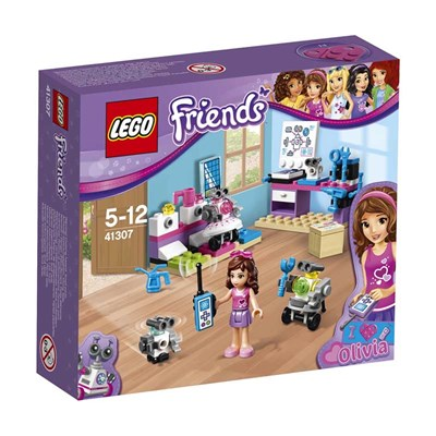 Olivia Friends - Coffret Labo creatif - multicolore