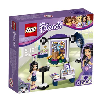 Emma Friends - Coffret Studio photo - multicolore