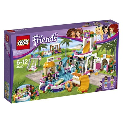 Friends - Coffret La piscine - multicolore