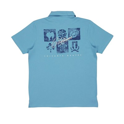 6 Nations - Polo - bleu