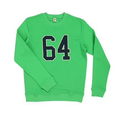 Double Patch - Sweat-shirt - vert