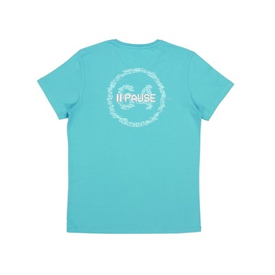 Pause - T-shirt - turquoise