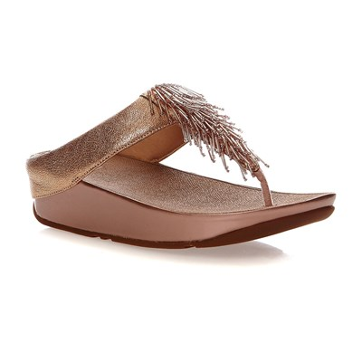 Fitflop Cha cha - tongs - or
