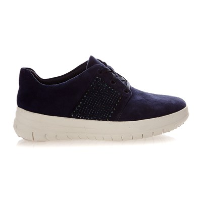 SPORTY-POP X CRYSTAL SNEAKER - Baskets - bleu marine