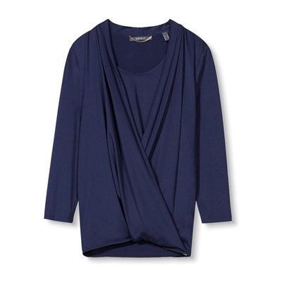 Collection Blu Esprit Esprit Top Top Esprit Top Blu Collection Scuro Scuro Scuro Collection Blu xHxYqFw