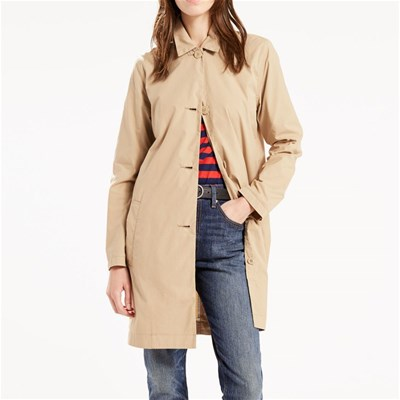 Mac Coat Incense - Manteau - beige