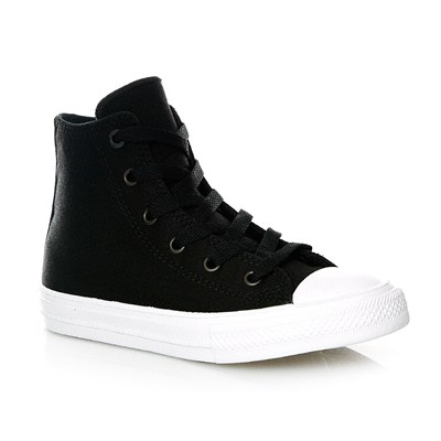 CHUCK TAYLOR ALL STAR II HI BLACK/WHITE/NAVY - Baskets montantes - noir