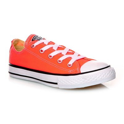 CHUCK TAYLOR ALL STAR OX HYPER ORANGE - Baskets - orange