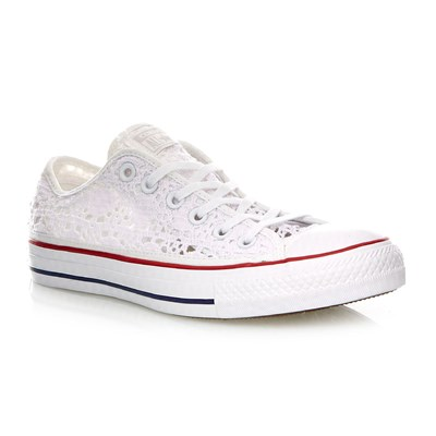 CHUCK TAYLOR SPECIALTY OX WHITE - Salomé - blanc