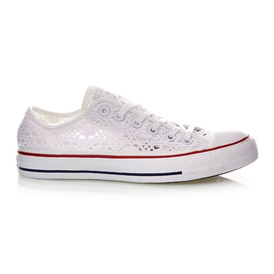 CHUCK TAYLOR SPECIALTY OX WHITE - Derbies - blanc