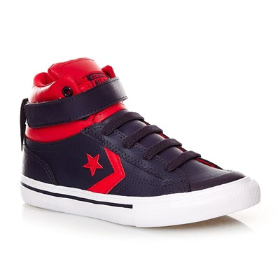 PRO BLAZE STRAP STRETCH HI ATHLETIC NAVY - Baskets montantes - bleu marine