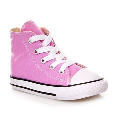 CHUCK TAYLOR ALL STAR HI FUCHSIA GLOW - Baskets montantes - rose