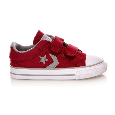 Converse Star player 2v ox - baskets - rose