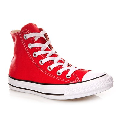 ALL STAR HI RED - Baskets montantes - rouge