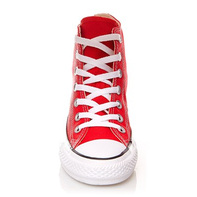 CONVERSE Chuck Taylor All Star Hi - Baskets Mode - rouge
