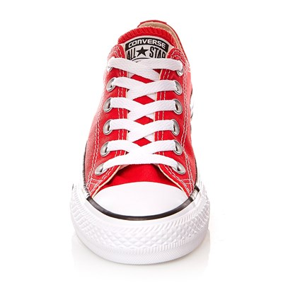 CONVERSE Chuck Taylor All Star Ox - Baskets Mode - rouge