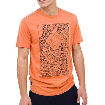 Cannone - T-shirt - orange