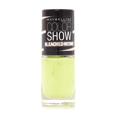 Gemey Maybelline vernis à ongles - 244 chic chartreuse