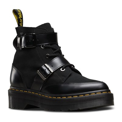 Masha - Bottines en cuir - noir