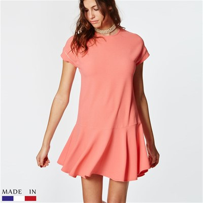 Capricieux - Robe - corail