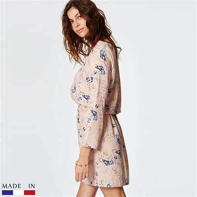 BRANDALLEY LA COLLECTION Shana - Robe imprimée - rose