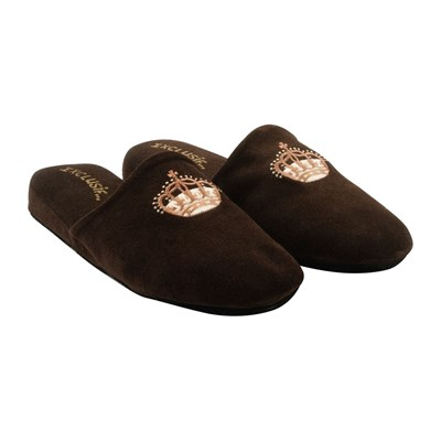 Windsor - Chaussons en cuir - marron