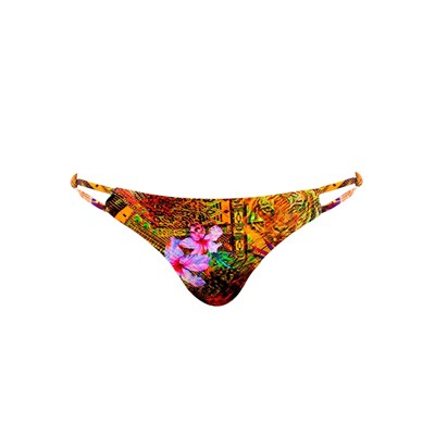 Safari Beach - Bas de maillot - multicolore