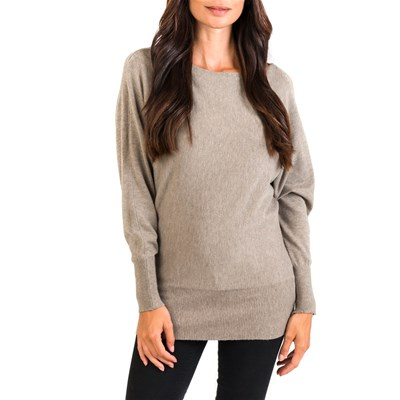 fashion mode Pull - taupe