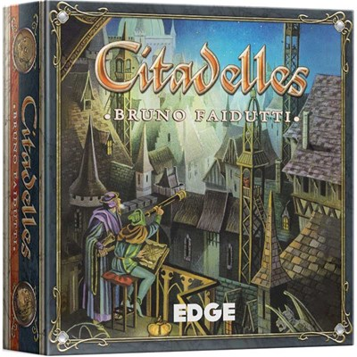 Asmodee Editions citadelle - 10+