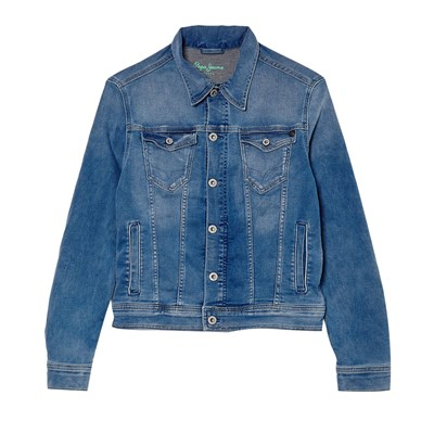 legendary - Veste en jean - denim bleu