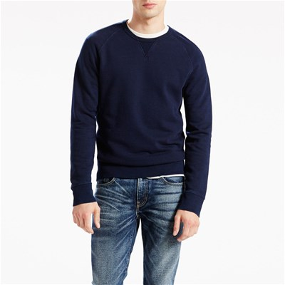 Original crew - Sweat-shirt - bleu brut