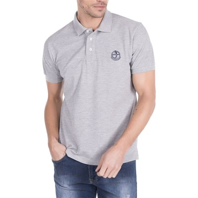Sir Raymond Tailor Links - Polo - gris