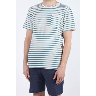 afield Terry - T-shirt manches courtes - blanc