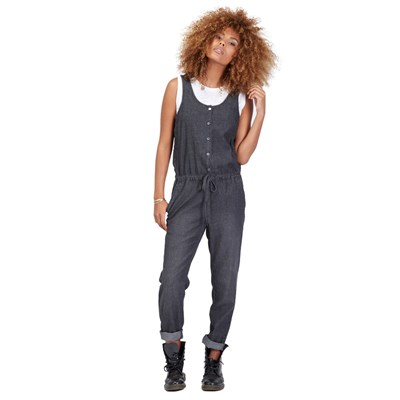 Painterly Jumper - Combi-pantalon - noir