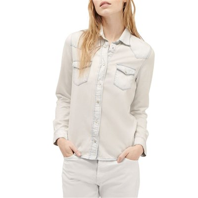 French Connection Camisa casual - azul