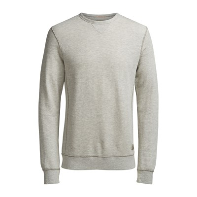 Sweat-shirt - blanc