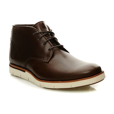Preston Hills - Boots en cuir - marron