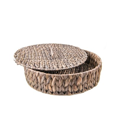 AULICA Chip & Dip Jungle - Panier - marron