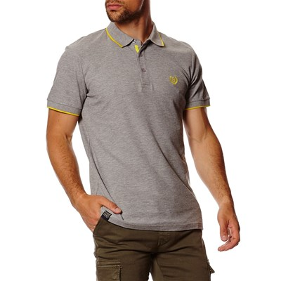 Best Mountain polos - gris chine