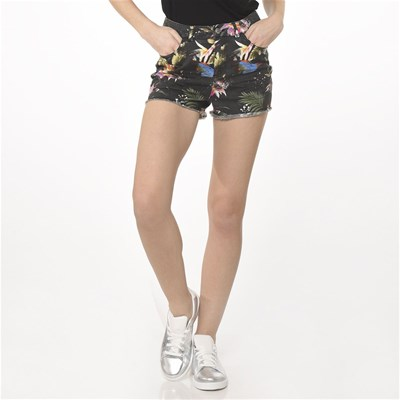 Kaporal Mini short - negro
