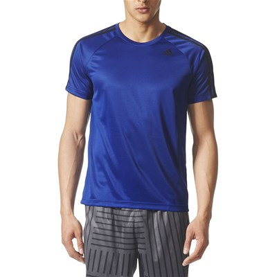 Adidas Performance tops, t-Shirts - bleu